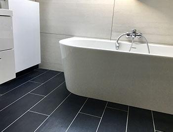 FD Rénovation - Aménageùent de bain moderne