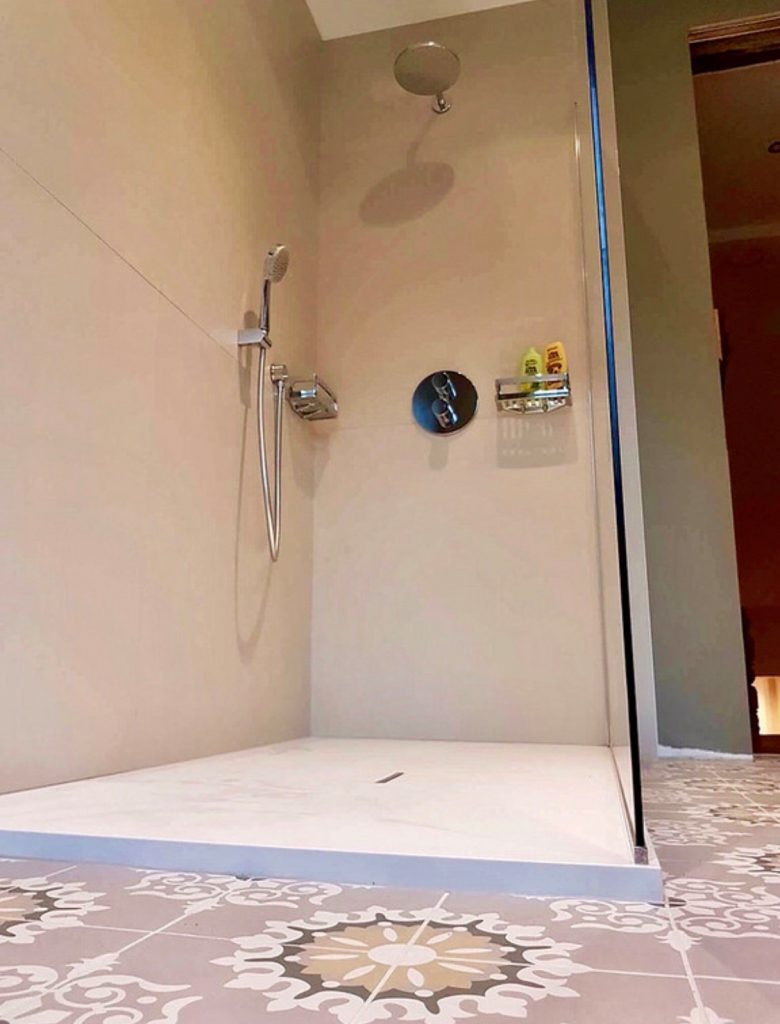 Rénovation de salle de bain et carrelage